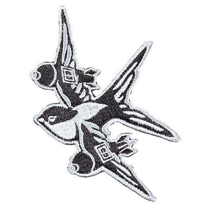 5.11 Tactical Swallow Bomber Patch