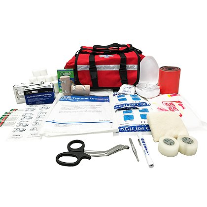 Exclusive Responder Trauma Bag First Aid Kit