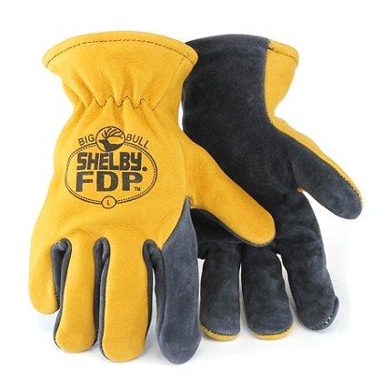 Shelby FDP Elk/Pigskin Glove
