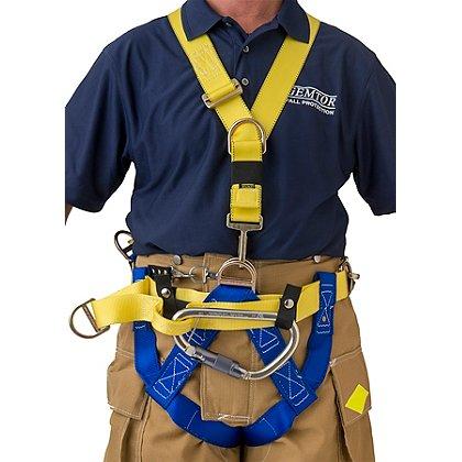 Gemtor 543NYC NFPA Class II Fire Service Harness