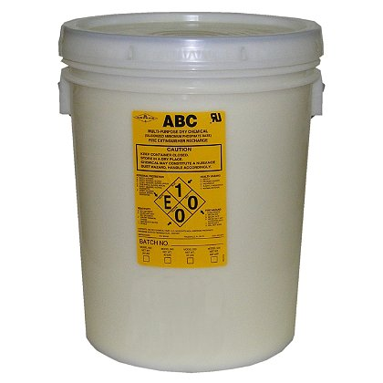Amerex ABC Powder, 50 lb Pail