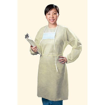 Tronex Fluid Resistant Isolation Gown