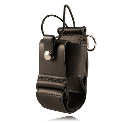 Boston Leather Multi-Adjustable Radio Holder