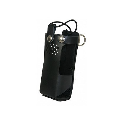 Boston Leather Radio Holder for Motorola APX 6000/6000XE or 8000/8000XE model 1.5