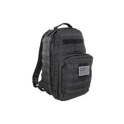 Exclusive Standard Black Assault Backpack