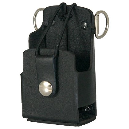 Boston Leather Radio Holder for Kenwood TK-2170