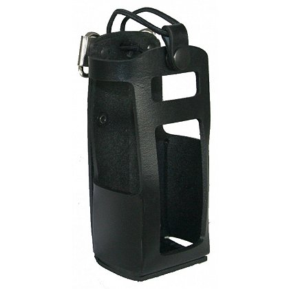Boston Leather Firefighters Radio Holder for Motorola XPR7550