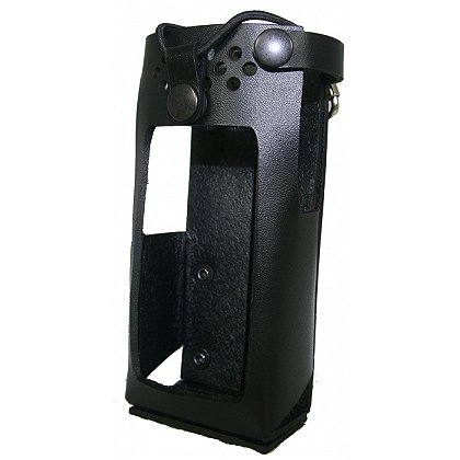 Boston Leather Firefighters Radio Holder for Harris XL-200