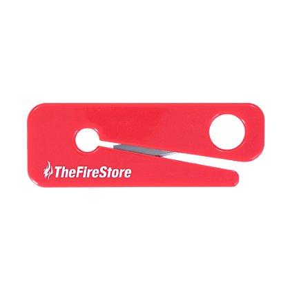Exclusive Seatbelt Cutter w/TheFireStore Logo