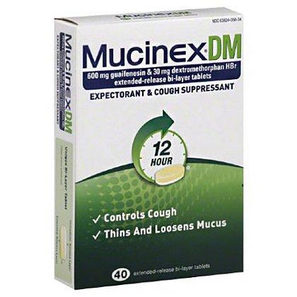 McKesson Mucinex DM
