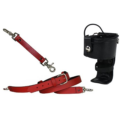 Boston Leather Exclusive Leather Combo Kit