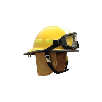 Cairns 664 Invader Helmet, Yellow