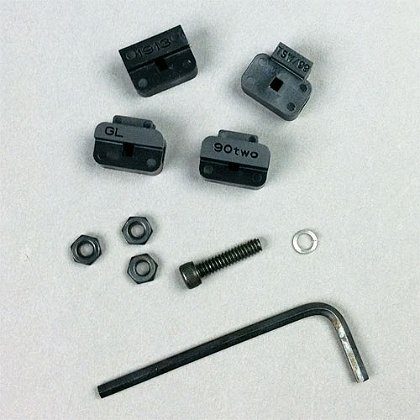 Streamlight TLR-1 Series/TLR-2 Weapon Light Series Key Kit