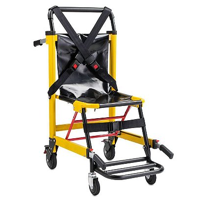 Line2 Designs Deluxe Heavy Duty 4-Wheel Stair Chair