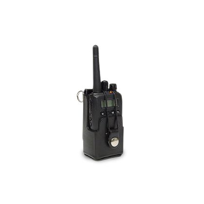 Leathersmith Radio Case for Kenwood Radio Models TK 2000, 3000 Series