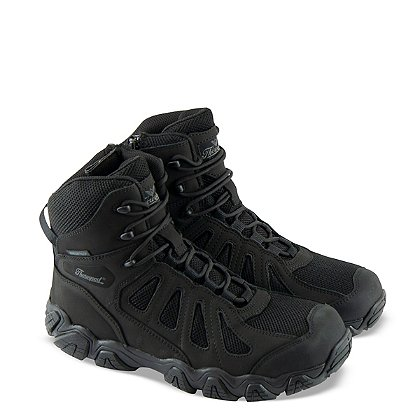 Thorogood Crosstrex Series – Safety Toe Side Zip BBP Waterproof 8″ Hiker