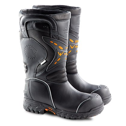 "LION by Thorogood 14"" Knockdown Elite Structural Bunker Boot, NFPA"