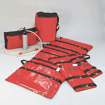 MDI Vacuum Mattress and Extremity Splint Sets