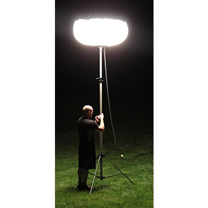 812 Illumination 10 ft Telescoping Light Balloon Tripod