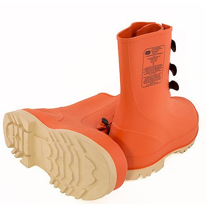 Tingley Hazproof Boots, Steel Toe, Orange