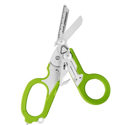 Leatherman Green Raptor Medical Shear & Multi Tool