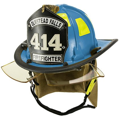 Cairns 880 Chicago Helmet, Blue