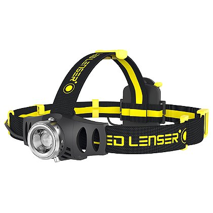 LED Lenser iH6R Rechargeable Headlamp