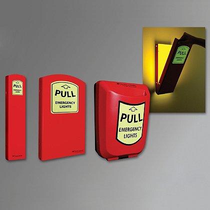 Cyalume LightStation Emergency Lightstick Storage Kit