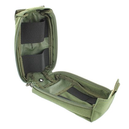 Exclusive MOLLE Trauma Pouch, Cordura Nylon