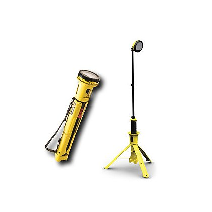 Pelican 9440 Rechargeable Remote Area LED Lighting System, NiMH Batteries, 5300 Lumens,