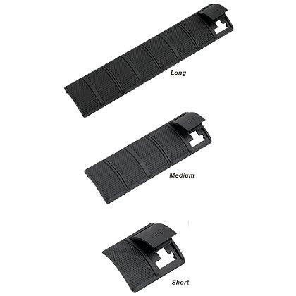 Weaver Locking Rail Panels, Black