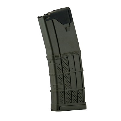 Lancer Systems L5 Advanced Warfighter Magazine, 5.56x45mm NATO Opaque