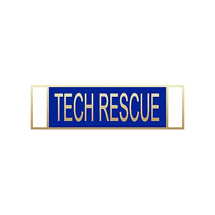 Blackinton Tech Rescue Commendation Bar