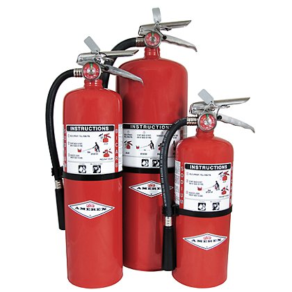 Amerex Regular Dry Chemical Fire Extinguisher