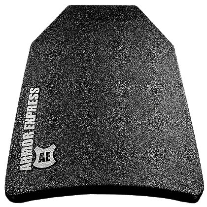 Armor Express Delta IV Stand Alone Hard Armor Rifle Plate, NIJ 2005 IR Certified, SAPI