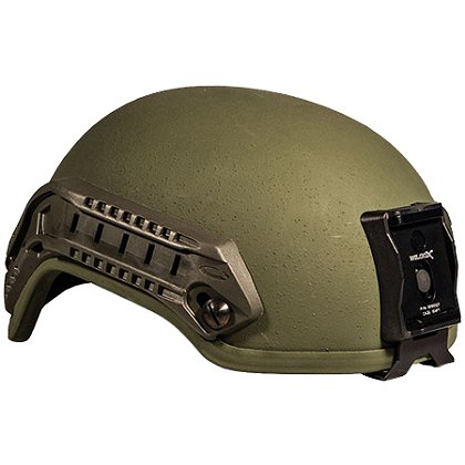 Armor Express Ballistic MPA Gunfighter Helmet, NIJ Level IIIA