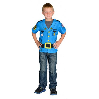 Jr Police Officer T-Shirt