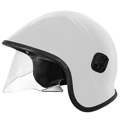 Pacific A7A Police & Paramedic Helmet with Retractable Eye Protector