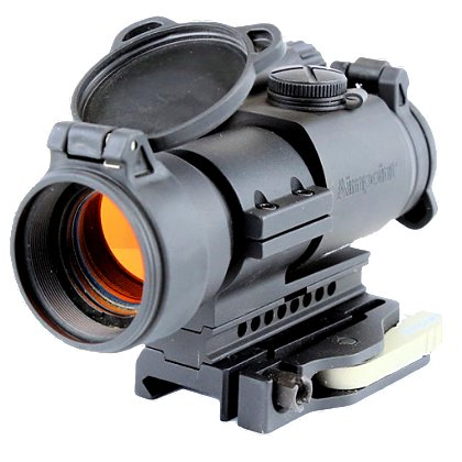 Aimpoint Patrol Rifle Optic (PRO) with LRP Mount