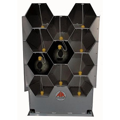 Air Systems Air-Kaddy Modular SCBA Rack