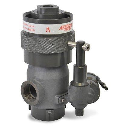 Akron Akrochem Nozzle Pyrolite, Electric, 250-1250 GPM