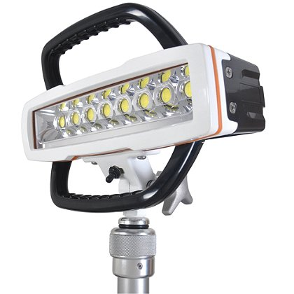 Akron SceneStar Portable Scene Lighting Lamphead, 19,000 Lumens