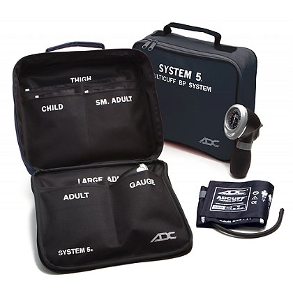 ADC System 5 Blood Pressure Cuff Kit