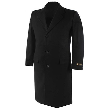 "Anchor Uniform Men's 47"" Lancaster Top Coat"