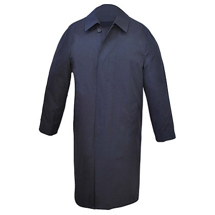 "Anchor Uniform Men's 44"" Cantebury Single Breasted Trench Coat"