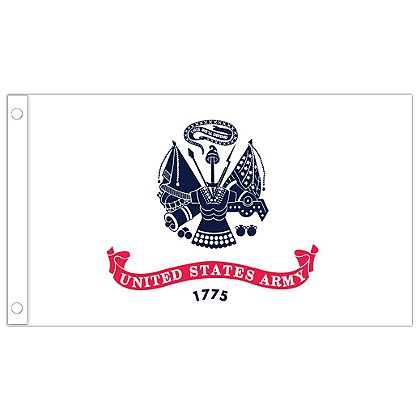Allied Products Army Stick Flag