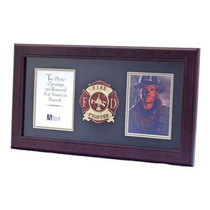 Firefighter Picture Frame 10