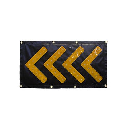 BNO Intl Trading Arrow LED Directional Flag
