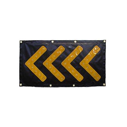 BNO Intl Trading Arrow LED Directional Flag