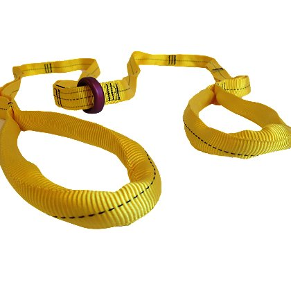 ARS Multi-Loop Rescue Strap with Rigging Ring